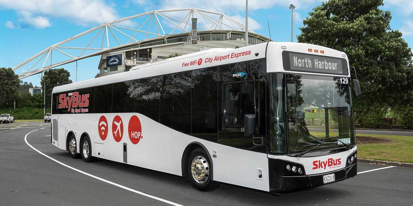 New SkyBus North Harbour Airport Service ready to go on 1 July 2018