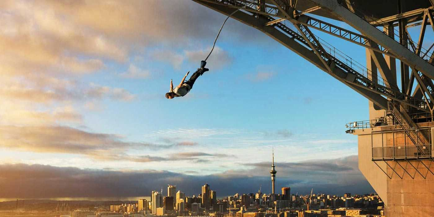 AJ Hackett Bungy New Zealand celebrates 30 years