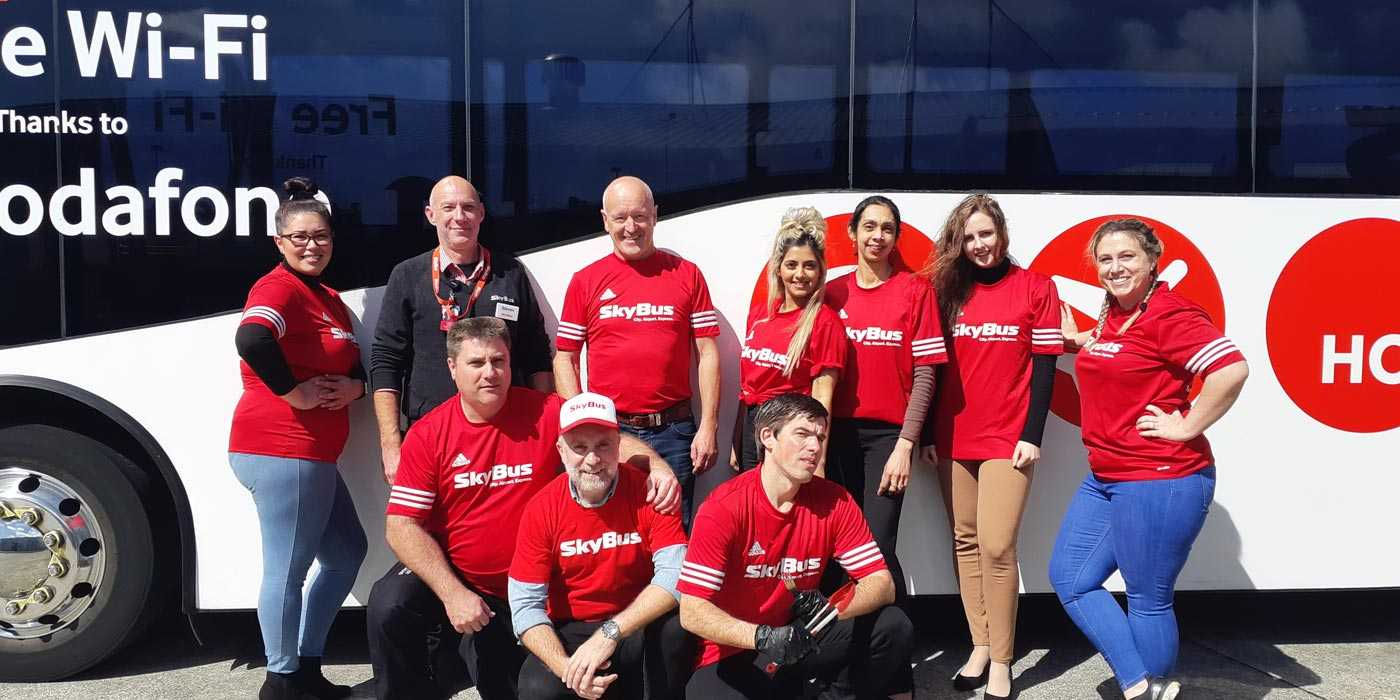 SkyBus proud to participate in R U OK? Day 2019