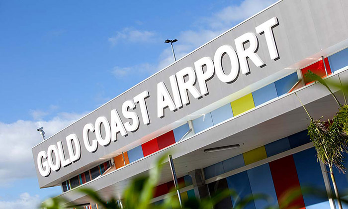 Gold Coast Airport AU